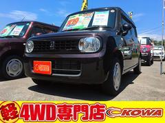 アルトラパンG 4WD 純正CD ETC キーレスエントリー