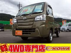 ハイゼットトラックスタンダード 4WD AC PS SRS
