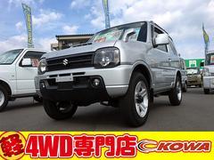 ジムニーXC 4WD ターボ 純正CD ETC 純正AW キーレス