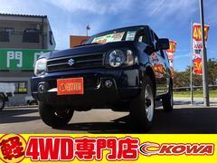 ジムニーXG 4WD ターボ CD キーレスエントリー