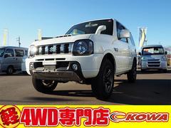 ジムニーランドベンチャー 4WD ターボ 社外ナビTV ETC