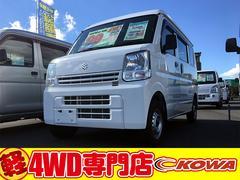 エブリイPA 4WD AC PS ラジオ