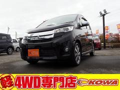 eKカスタムT 4WD ターボ 純正ナビTV Bカメラ エンスタ