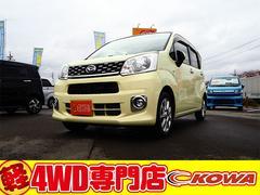 ムーヴL SA 4WD CD キーレスエントリー