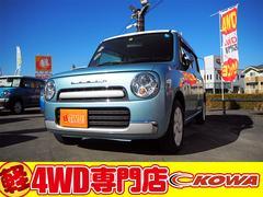 アルトラパンショコラX 4WD 社外ナビTV キーフリー