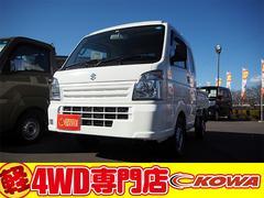 スーパーキャリイL 4WD AC PS CD