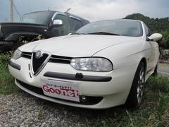 アルファ1562.5 V6 24V ディーラー車 6速MT 左ハンドル