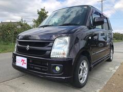ワゴンRFX−Sリミテッド 4WD シートヒーター CD MD
