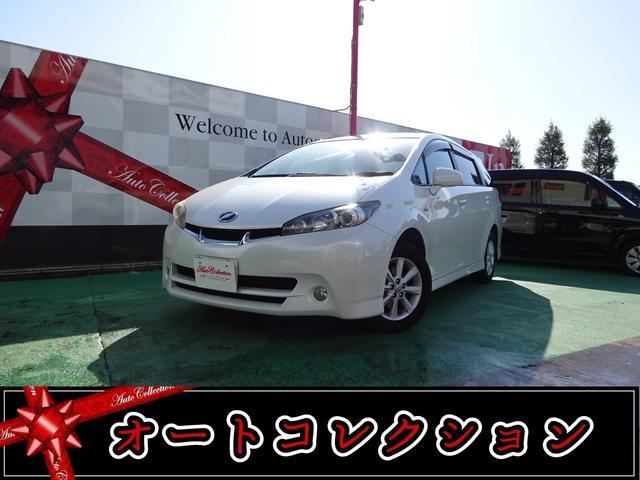 トヨタ 1.8S 4WD HDDナビ 地デジ DVD再生可能 ETC