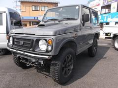 ジムニーランドベンチャー 4WD 公認リフトアップ