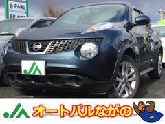 ジューク16GT FOUR 4WD リモコンエンスタ 社外ナビ TV