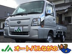 サンバートラックTB 4WD 5MT エアコン パワステ メッキフェンダー