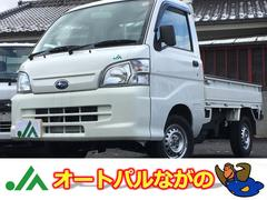 サンバートラックJA−TC 4WD 5MT パワステ リア強化四枚リーフ