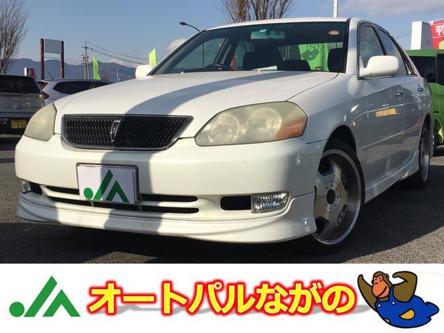 トヨタ グランデiR-Vターボ 18アルミ エンスタ エアロ TV