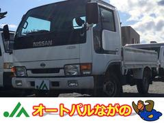アトラストラック2.5D 平ボディ 1t積 4WD 5速MT エアコン PS