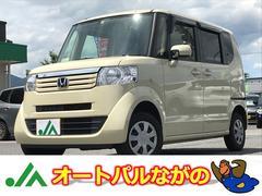N BOXG 4WD プッシュスタート メモリーナビ TV ETC