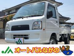 サンバートラックTC 4WD 5MT エアコン SRS JA仕様
