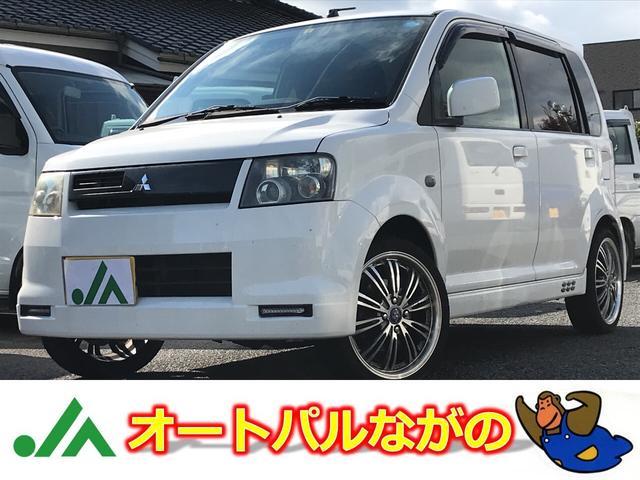三菱 R 4WD ターボ 4AT SDナビ TV HID 16AW