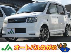 eKスポーツR 4WD ターボ 4AT SDナビ TV HID 16AW