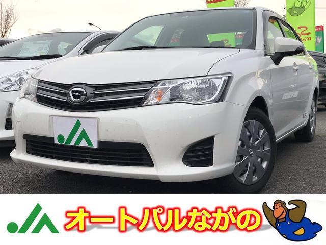 トヨタ X CVT カーテン・サイドエアバッグ TRC キーレス