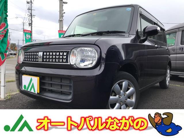 スズキ Xセレクション 4WD ナビTV AUX USB シートH