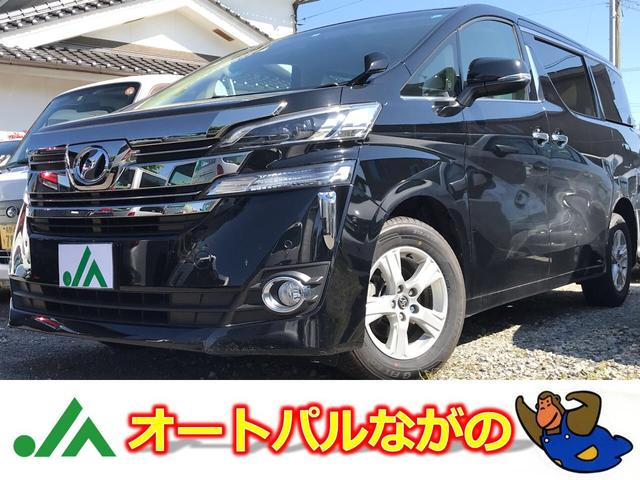 トヨタ 2.5V 4WD 左右電動スライド SDナビ Bカメラ