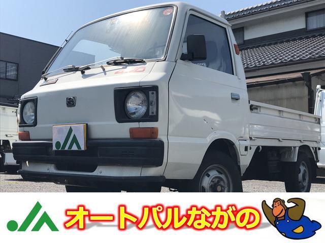 スバル 4WD 4速MT エクストラロー