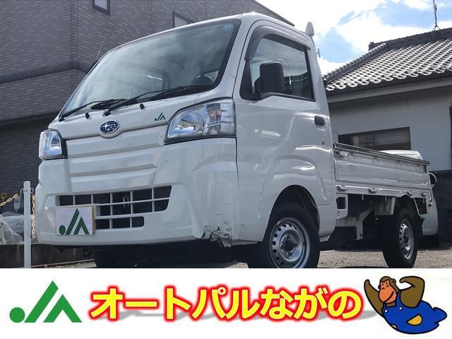スバル JA-TC 4WD 5速MT エアコン リアデフロック