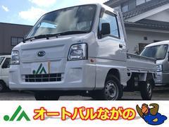 サンバートラックJA−TC 4WD 5速MT パワステ エクストラロー