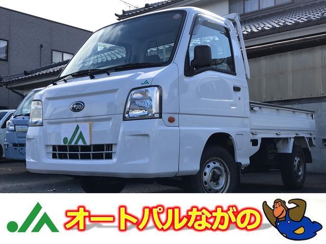 スバル JA-TC 4WD 5速MT エアコン CD ドアスピーカー