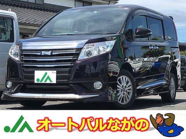 トヨタ G 4WD エアロ ナビ フリップD 両電 エンスタ 7人乗
