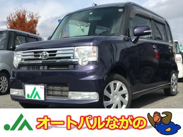 トヨタ カスタム X 4WD ナビ TV ETC オートエアコン スマートキー HID