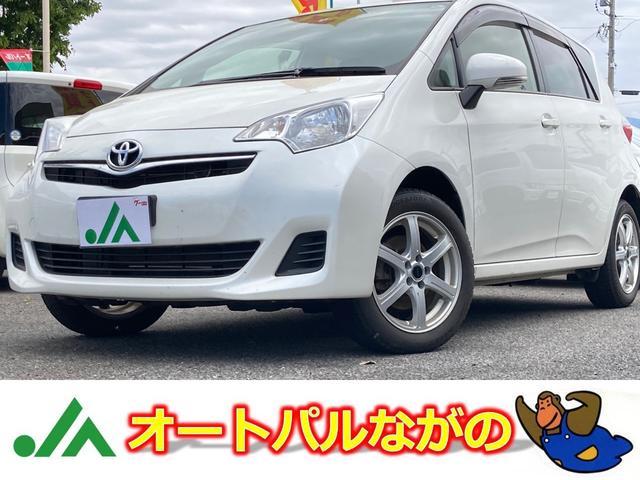 トヨタ ラクティス X 4WD ETC キーレス