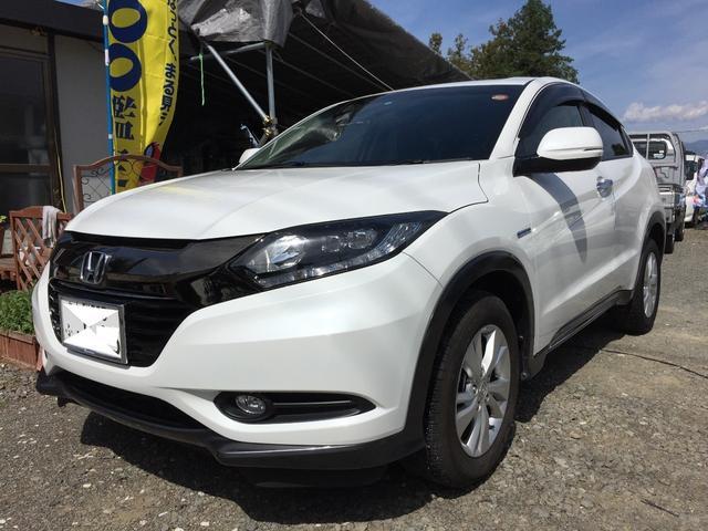 ホンダ ハイブリッドX4WD ナビTV スマートキー