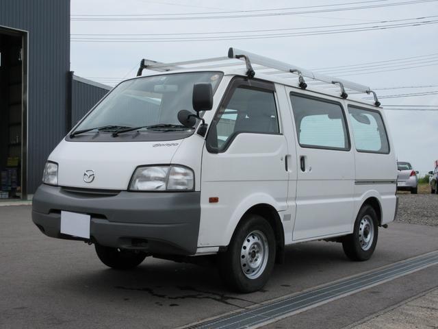 マツダ DX  5MT ルーフキャリア