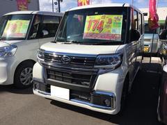 タントカスタムRSトップエディションSA3 4WD 届出済未使用車