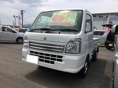 キャリイトラックKCスペシャル 4WD 5MT 届出済未使用車