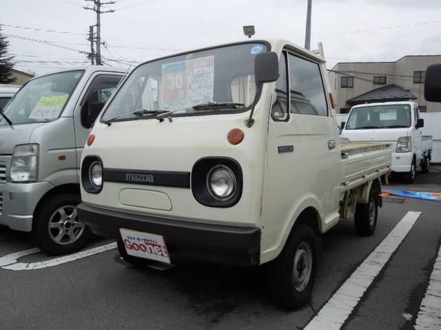 マツダ ベースグレード 2WD