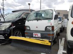 ミニキャブトラックスノープラウ 4WD 5速MT