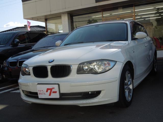 BMW 116i 社外ナビ ETC