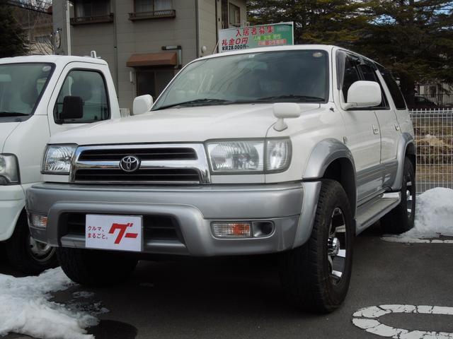 トヨタ SSR-X 5速マニュアル 4WD 社外アルミ ナビ