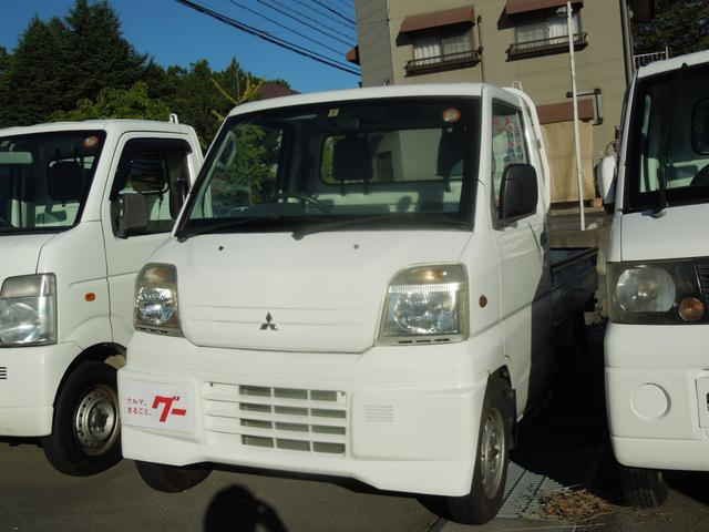 三菱 Vタイプ 4WD 5速マニュアル