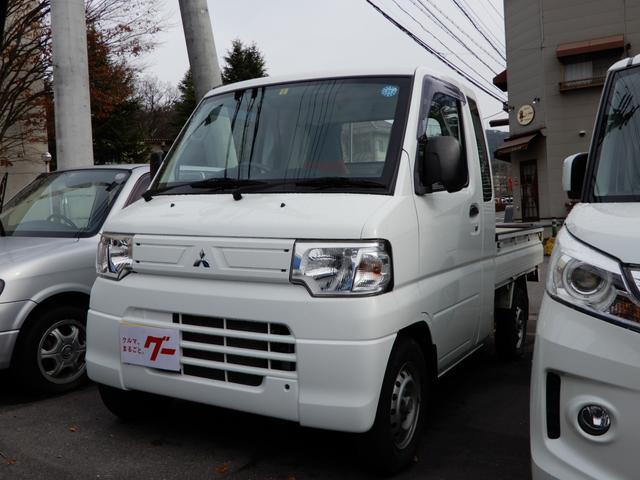 三菱 ダブルキャブ エアコン パワステ 4WD オートマ