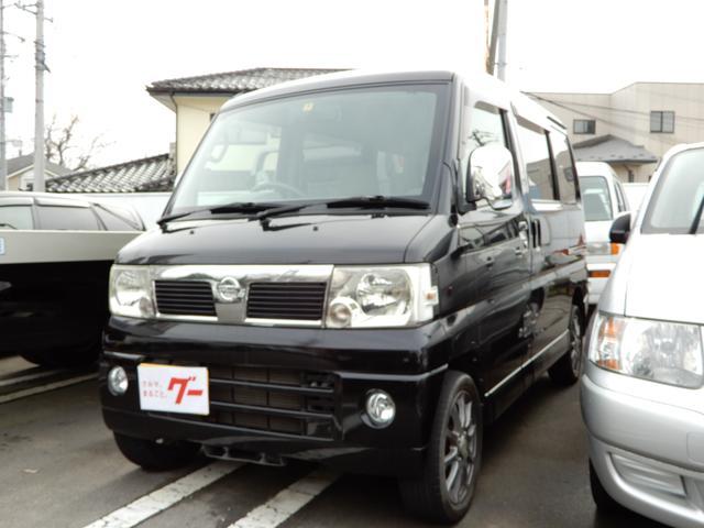 日産 G FOUR 4WD オートマ キーレス付き ETC