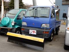 ミニキャブトラックVX−SE 4WD 5速マニュアル パワステ