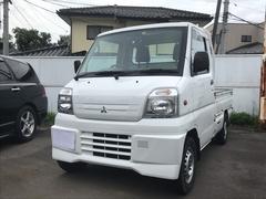 ミニキャブトラック4WD AC AT 軽トラック 2名乗り ホワイト