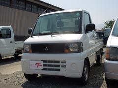 ミニキャブトラック4WD 5速マニュアル