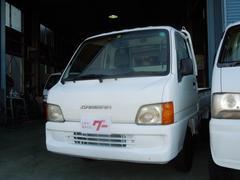 サンバートラックTC 4WD 5速マニュアル エアコン