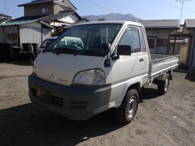 トヨタ 0.85t 4WD 5速MT