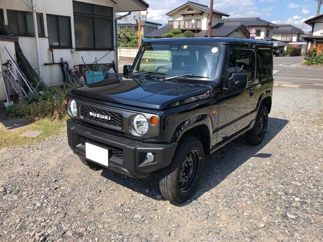スズキ ジムニー XG 5速M/T 4WD